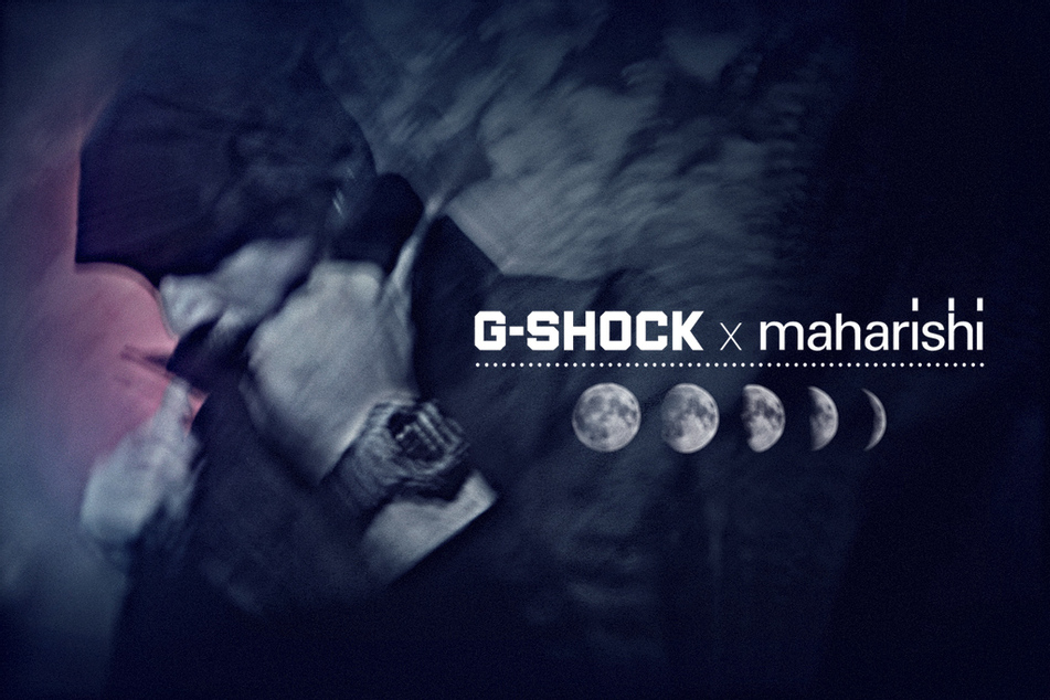 16/05 G-Shock x maharishi Launch Party