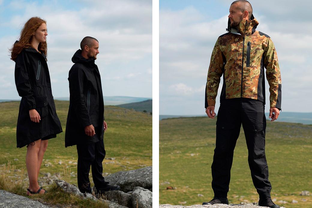 Griffin Studio: одежда с военными корнями