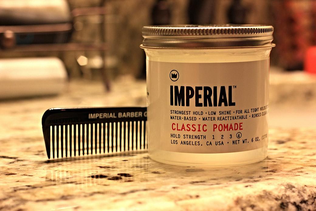 Imperial Barber: лично от парикмахеров