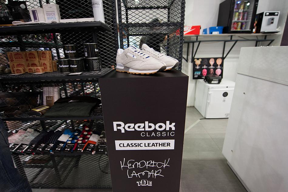 Как это было: старт продаж Reebok x Kendrick Lamar