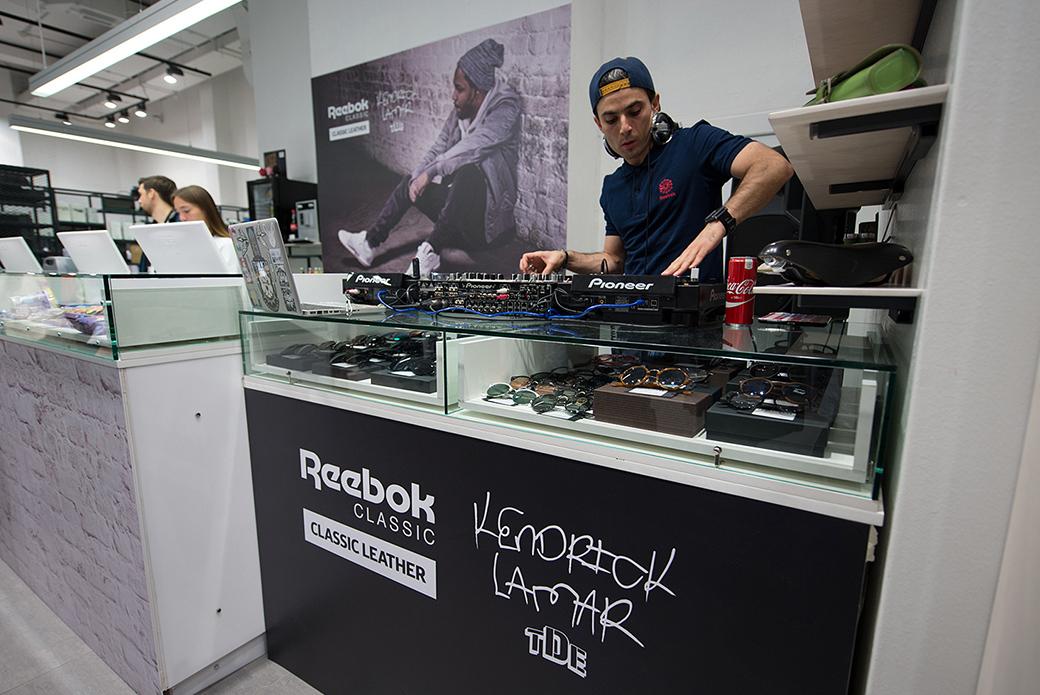 Как это было: старт продаж Reebok × Kendrick Lamar