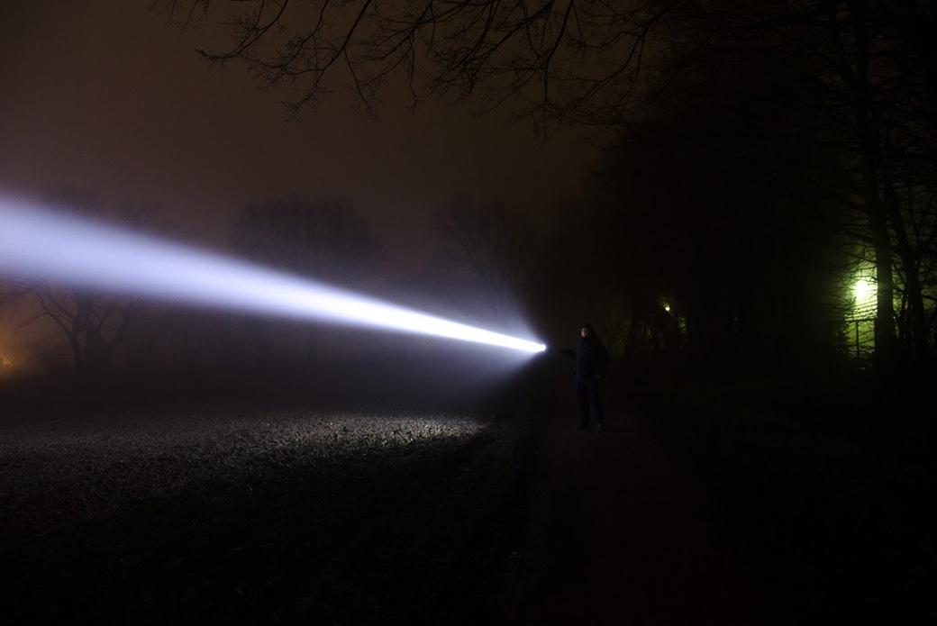 LED LENSER: союз яркости и надёжности