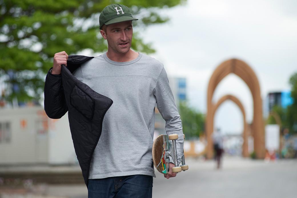 Levi's Skateboarding: современный взгляд на привычное