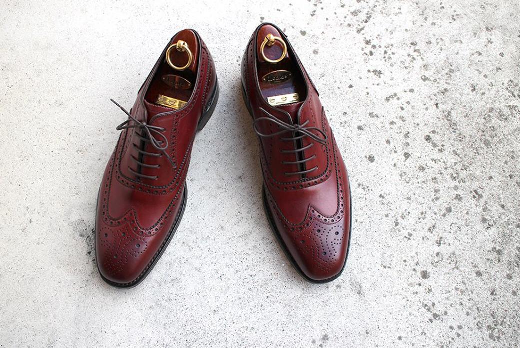 Loake: ботинки Королевского Величества