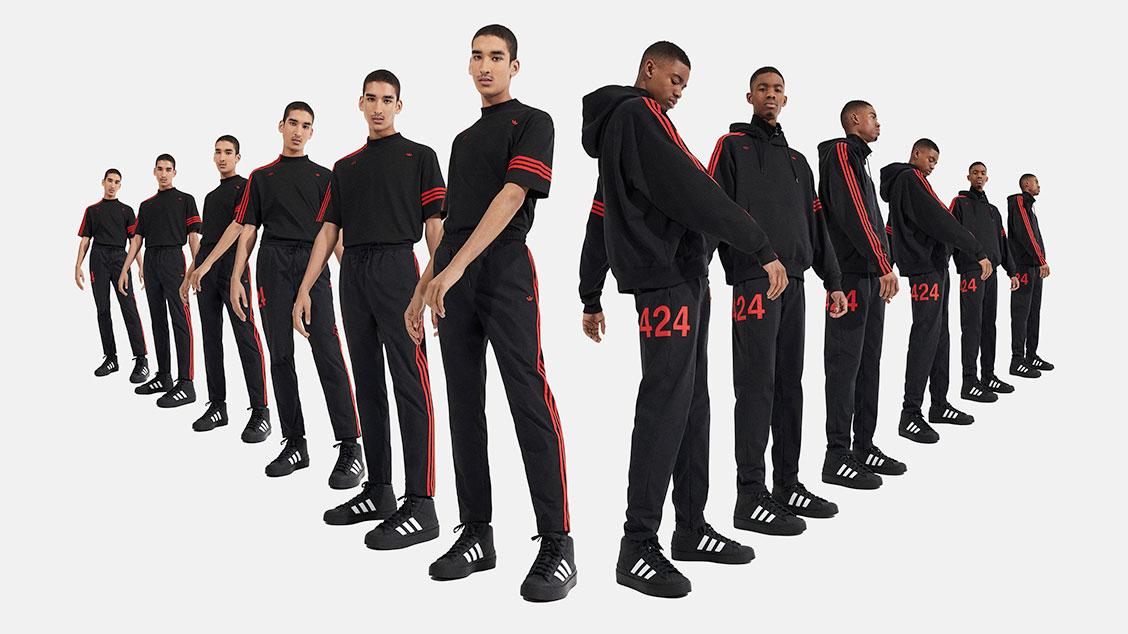 adidas Originals × 424