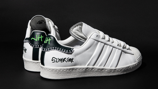 adidas Originals × Jonah Hill Superstar