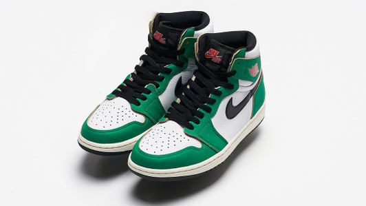 Air Jordan 1 High OG Lucky Green WMNS