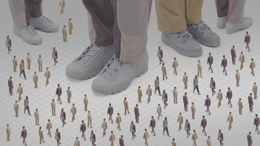 Converse × A-COLD-WALL*: эволюция модерна