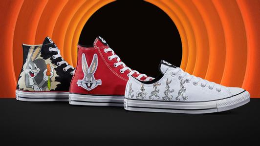 Converse × Bugs Bunny: в чём дело, Док?