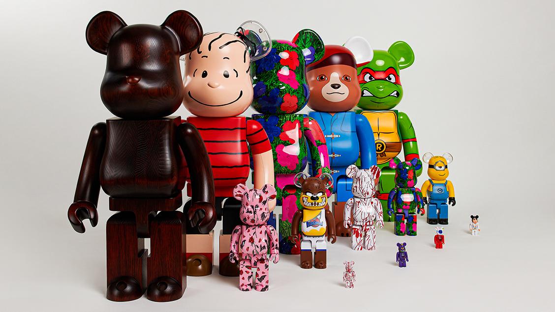 Medicom Toy: новые игрушки
