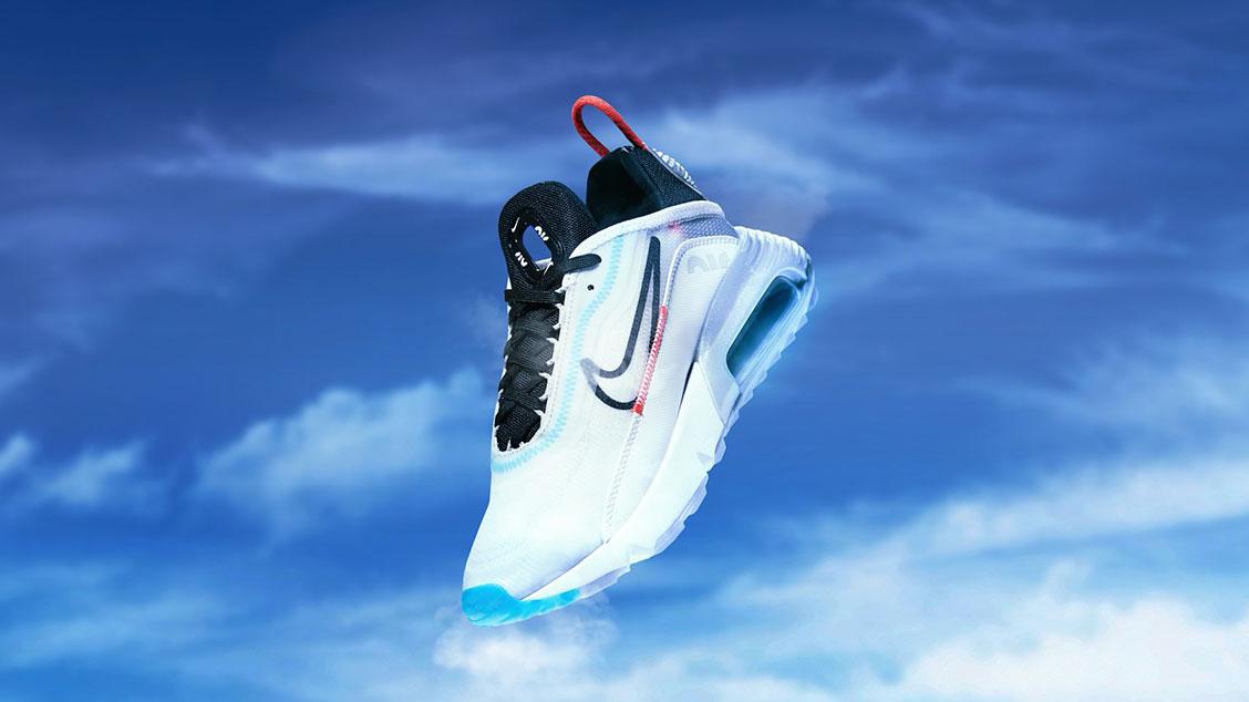 Nike Air Max 2090: как привнести прошлое в будущее