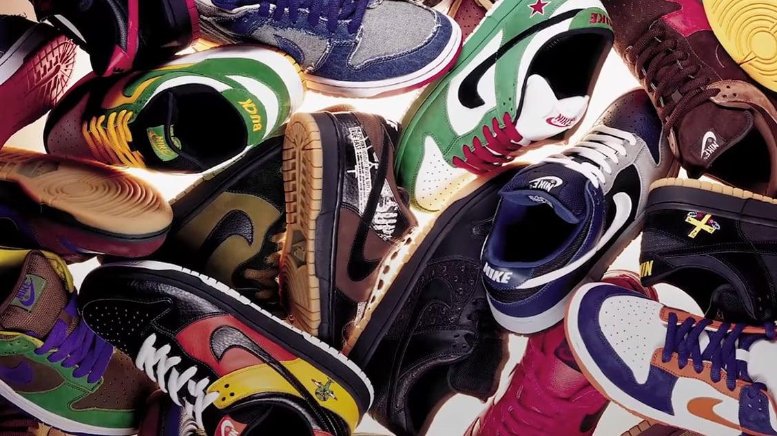 Nike SB: история культовых Dunk Low