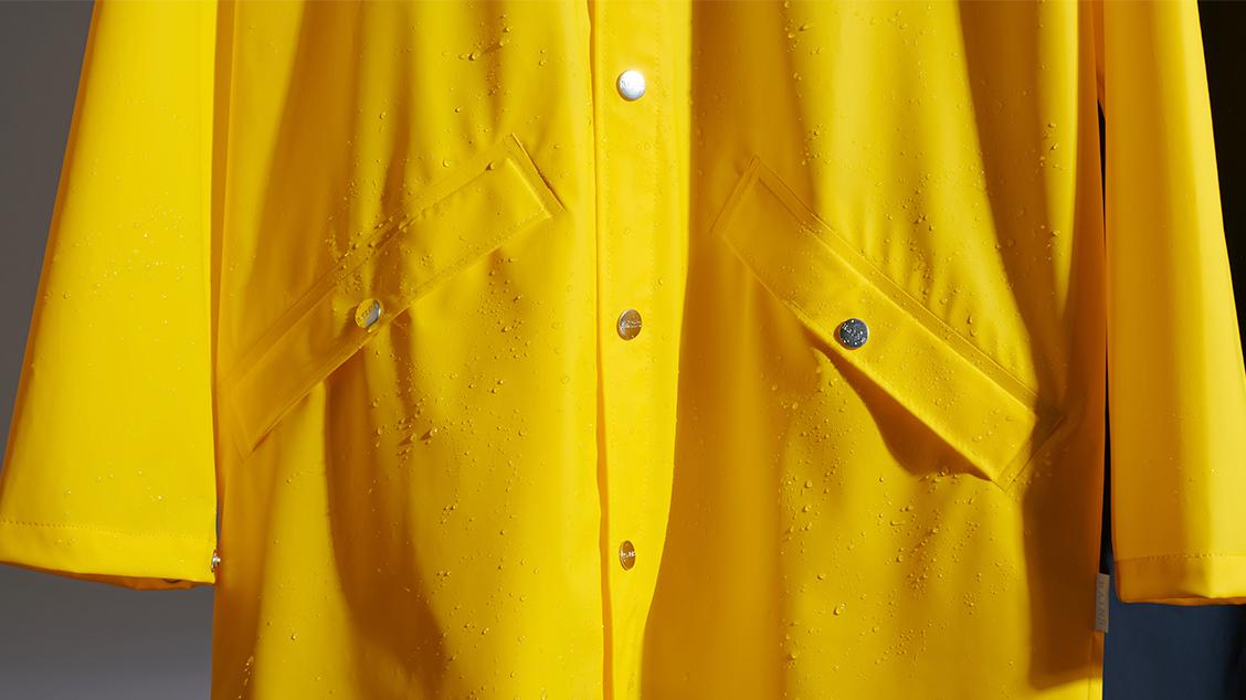 Rains Long Jacket: новый тренчкот