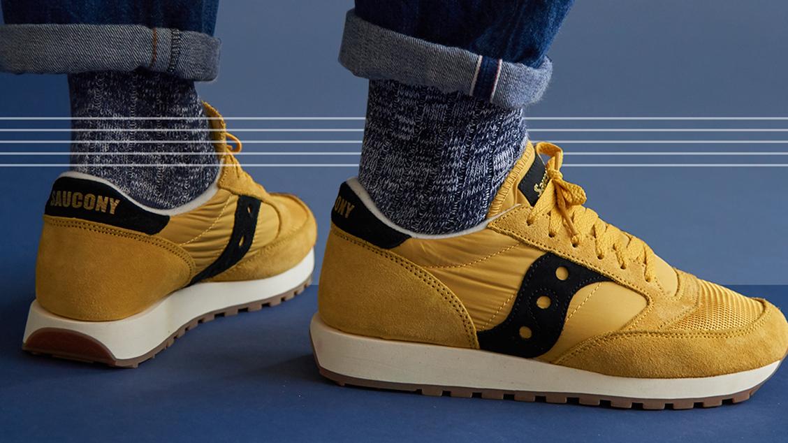 Saucony: больше, чем просто беговая обувь