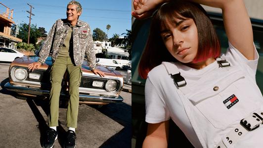 Tommy Jeans: американская винтажная мода
