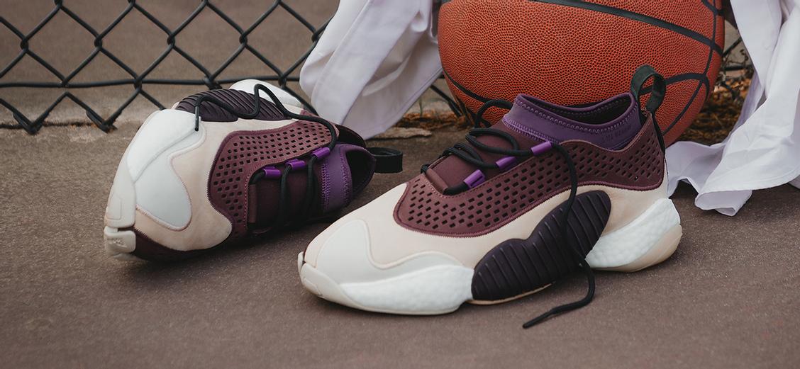 adidas Consortium × A Ma Maniere Crazy BYW Low: баскетбольная роскошь