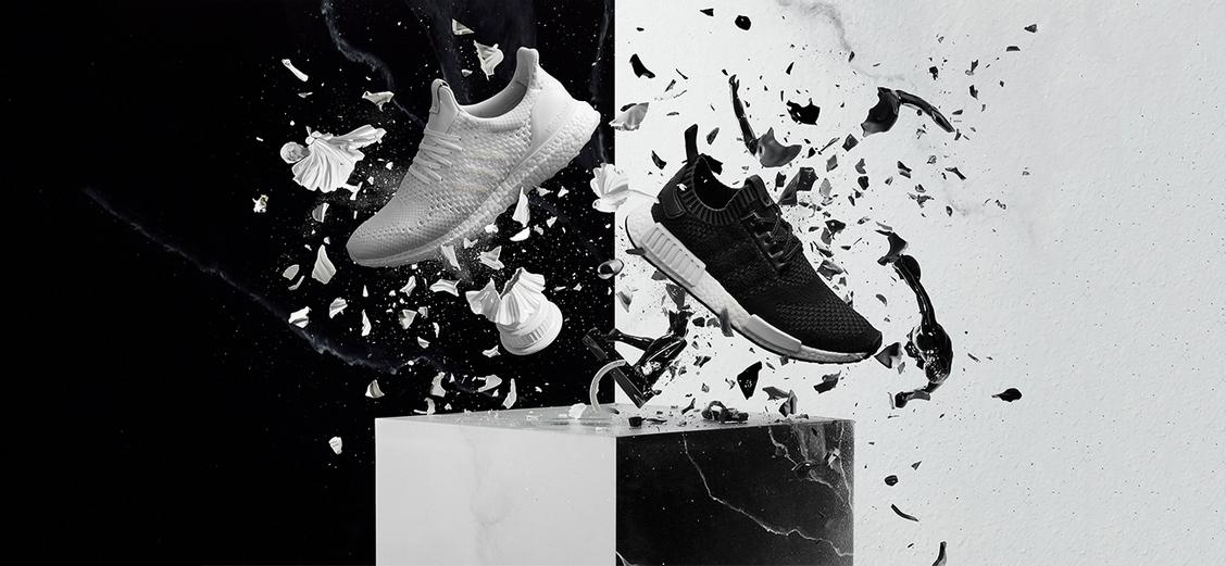 adidas Consortium × A Man Maniere × INVINCIBLE: кашемировый микс