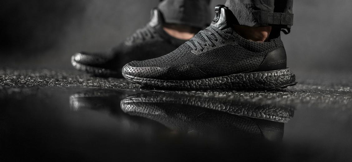 adidas Consortium × Haven UltraBOOST: дождь Ванкувера