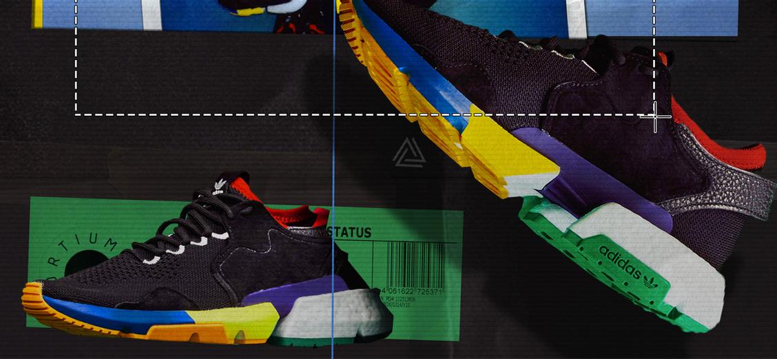 adidas Consortium × Social Status POD-S3.1: яркость таланта