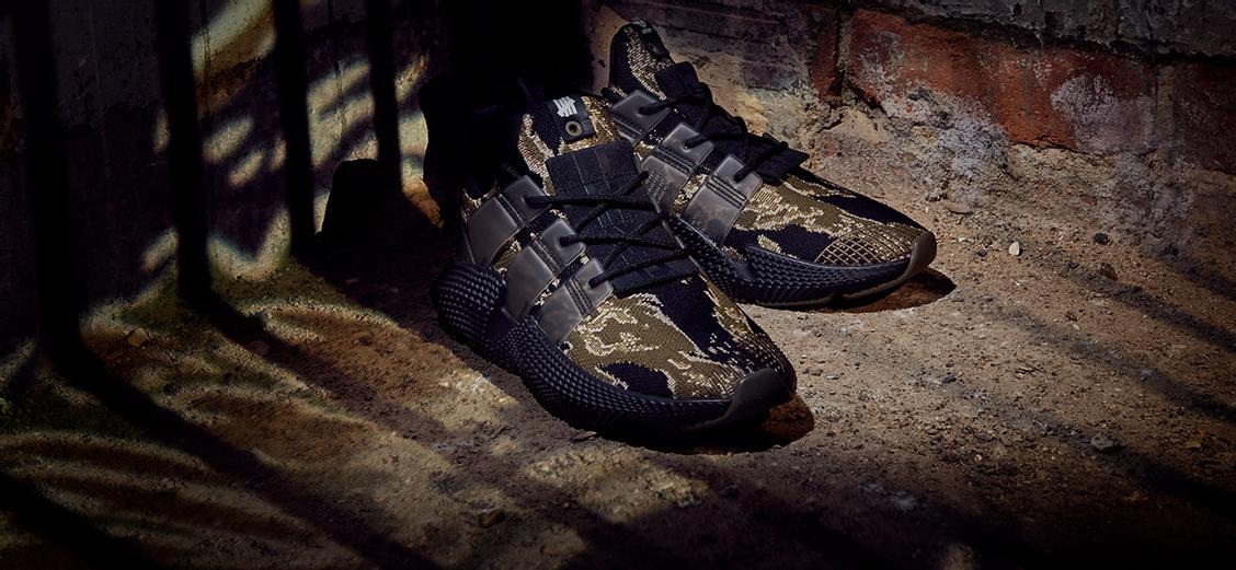adidas Consortium × Undefeated: смелый дебют