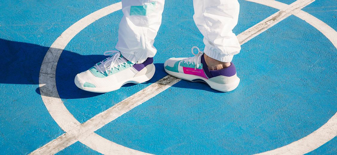 adidas Originals × Nice Kicks: пляжный баскетбол