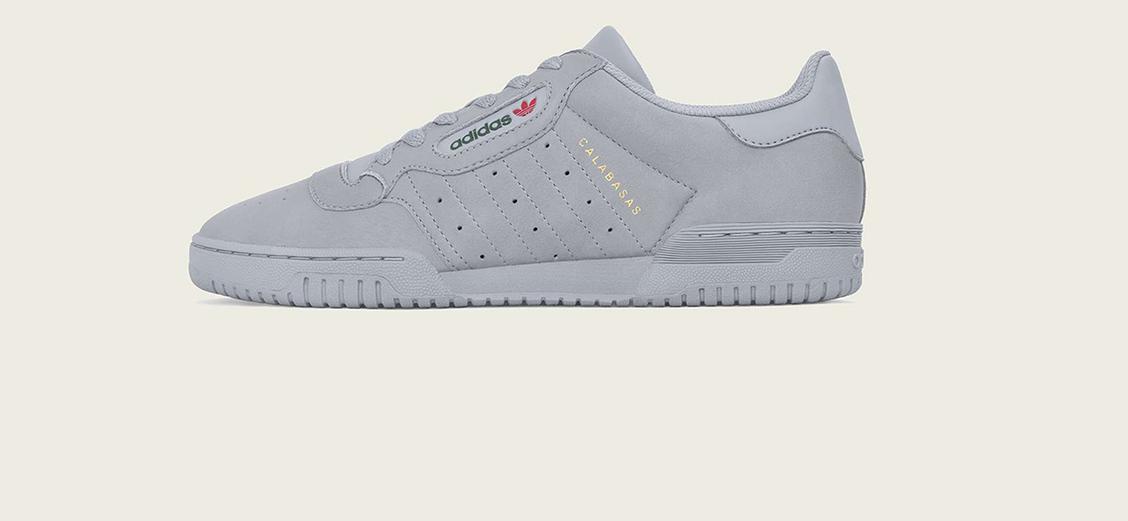 adidas Originals YEEZY Powerphase: старая школа
