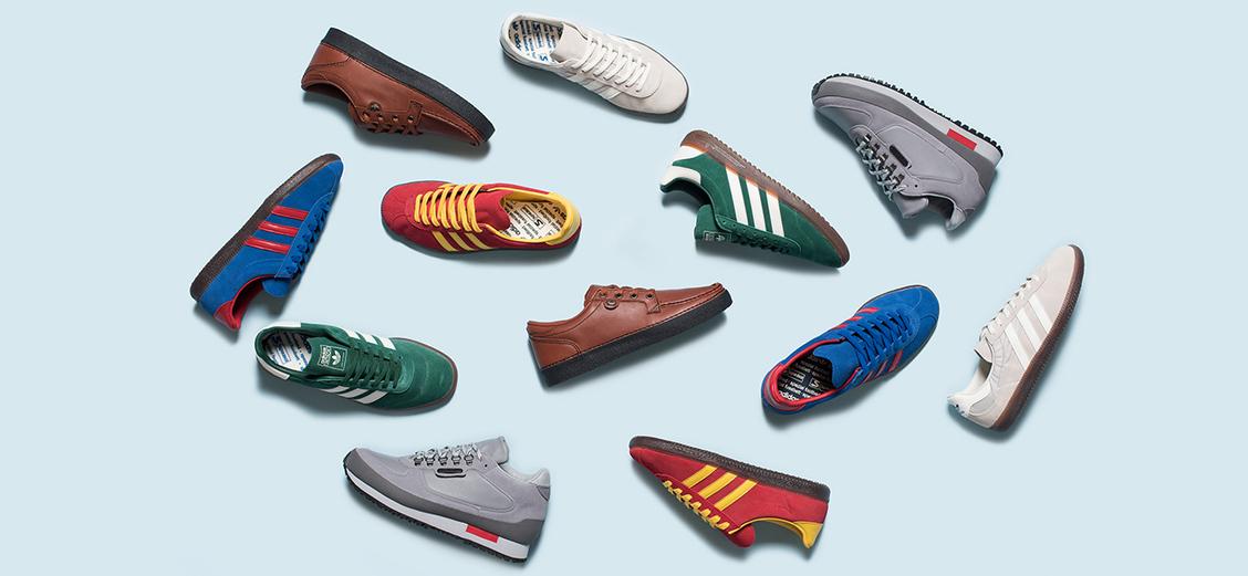 adidas SPEZIAL: новый образ классики