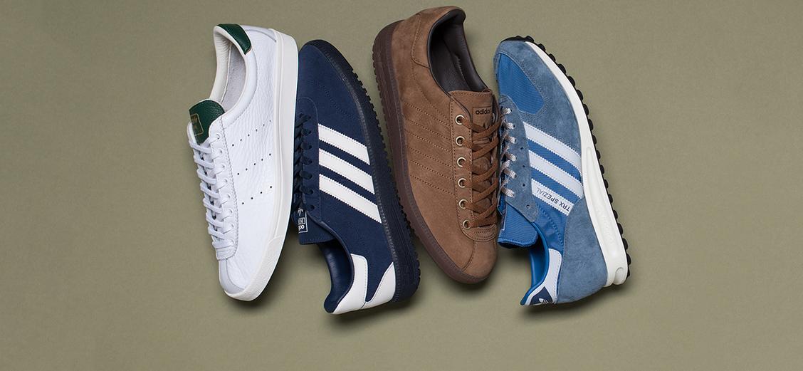 adidas SPEZIAL: вторая часть коллекции