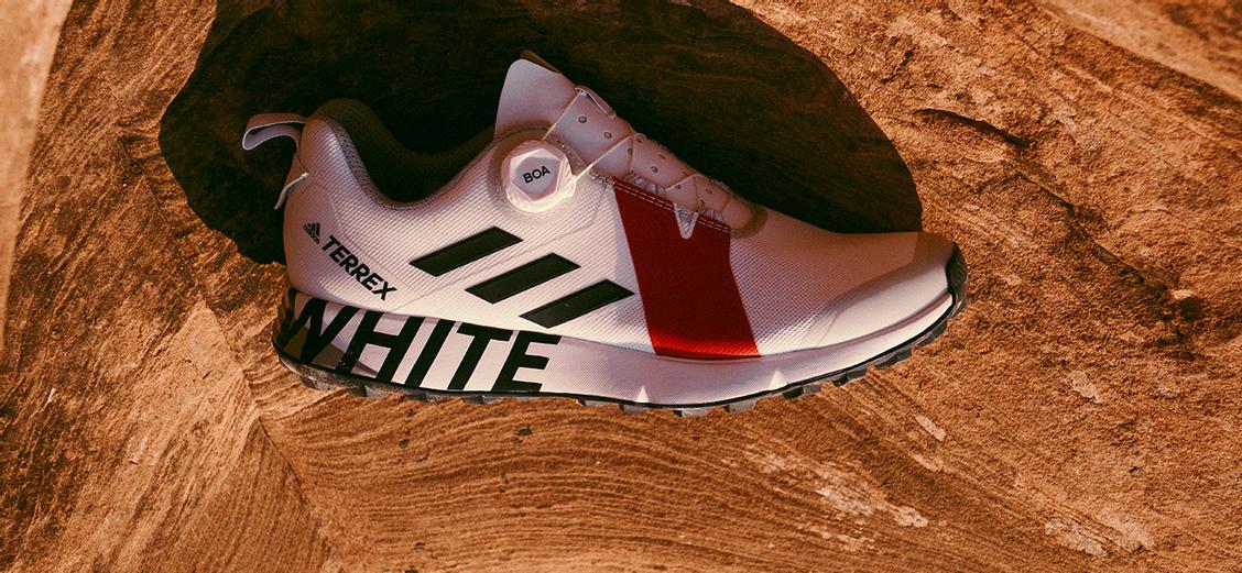 adidas TERREX × White Mountaineering: свой путь