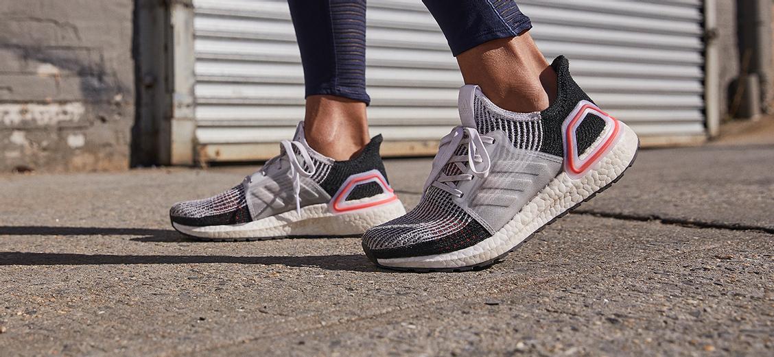 adidas Ultra Boost 19: новый дизайн