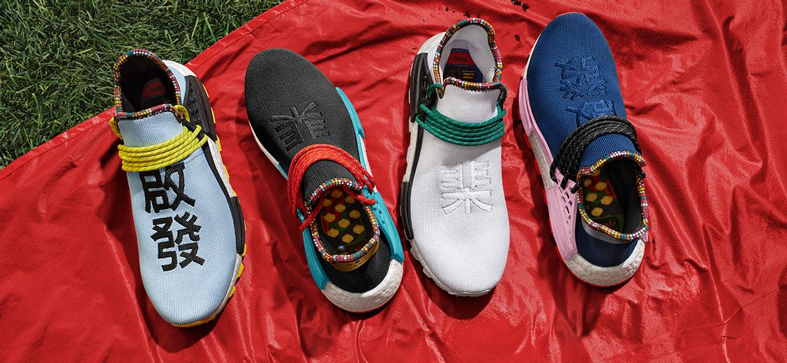 """adidas × Pharrell Williams """"Inspiration"""": китайское вдохновение"""