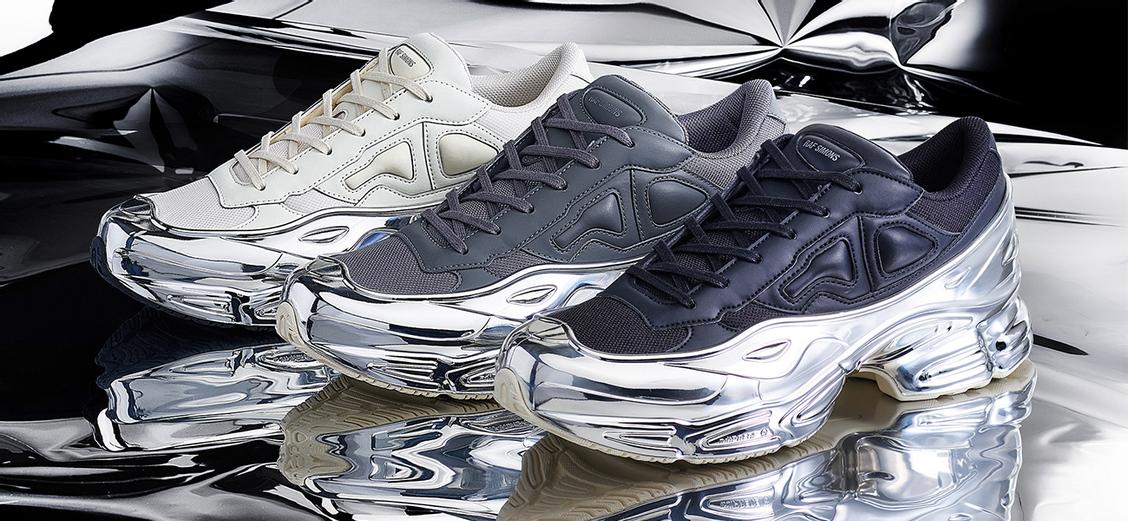 adidas × Raf Simons Ozweego: мир зеркал