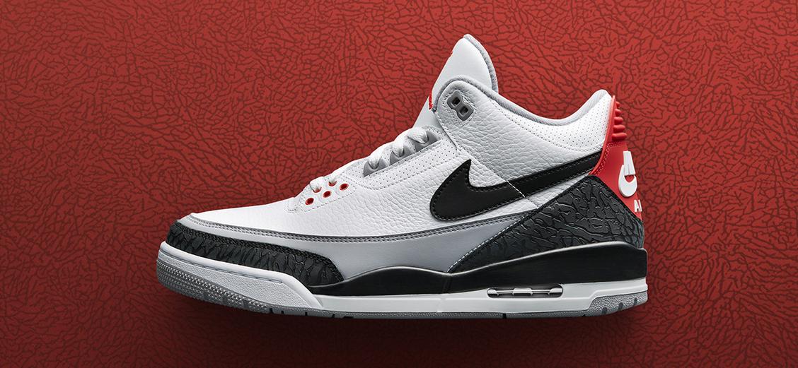 Air Jordan 3 Retro: как было задумано