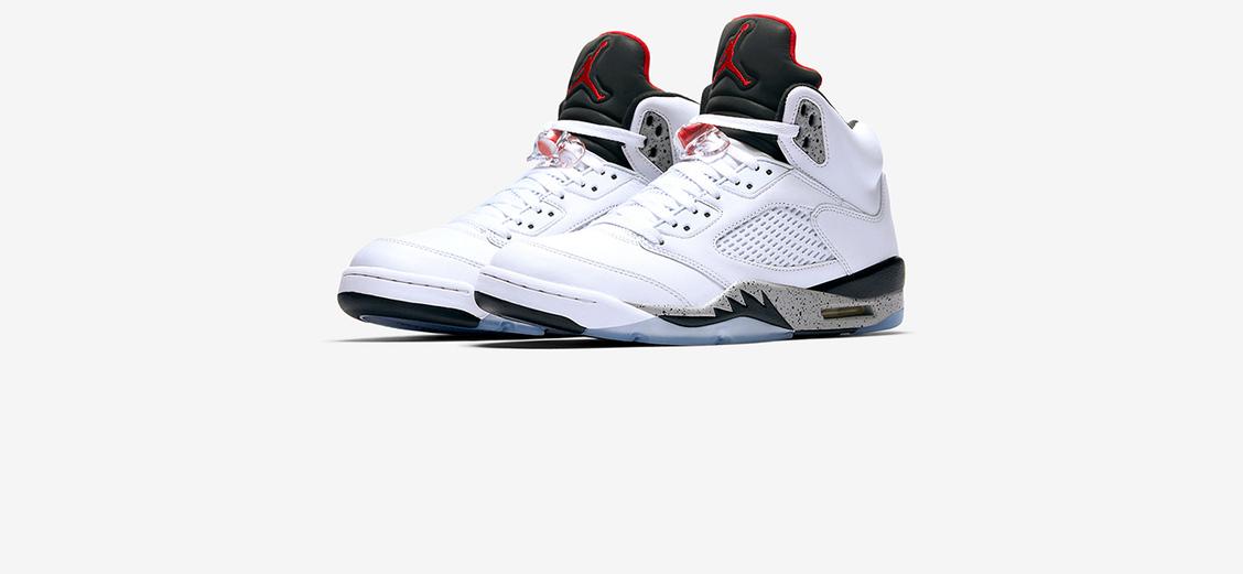 """Air Jordan 5 """"White Cement"""": наследие старшего брата"""
