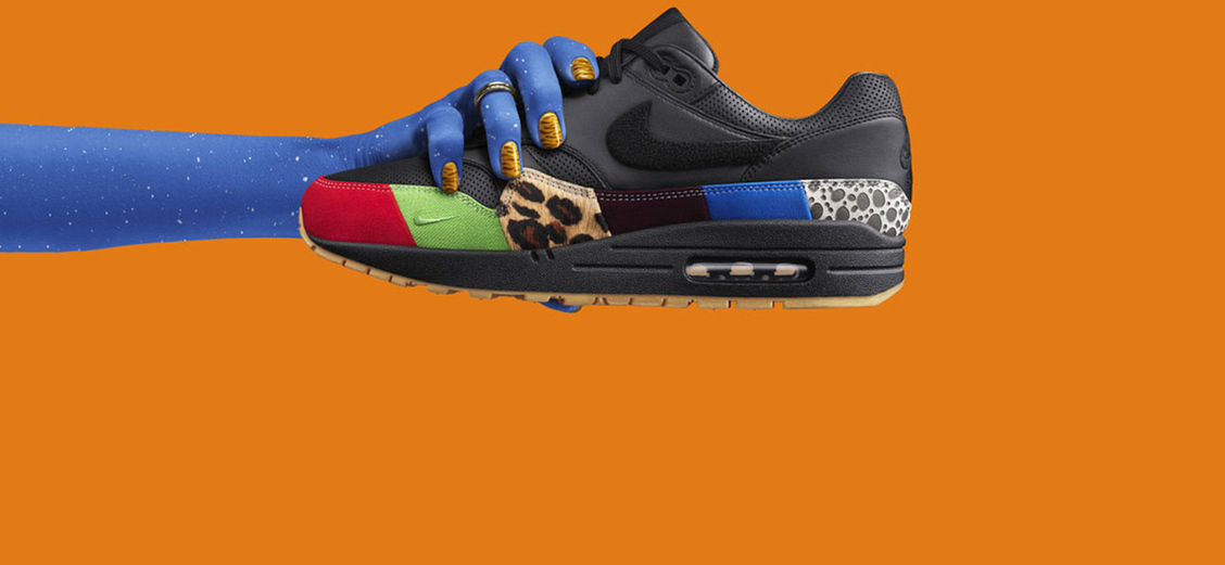 """Nike Air Max 1 """"Master"""": двенадцать в одном"""