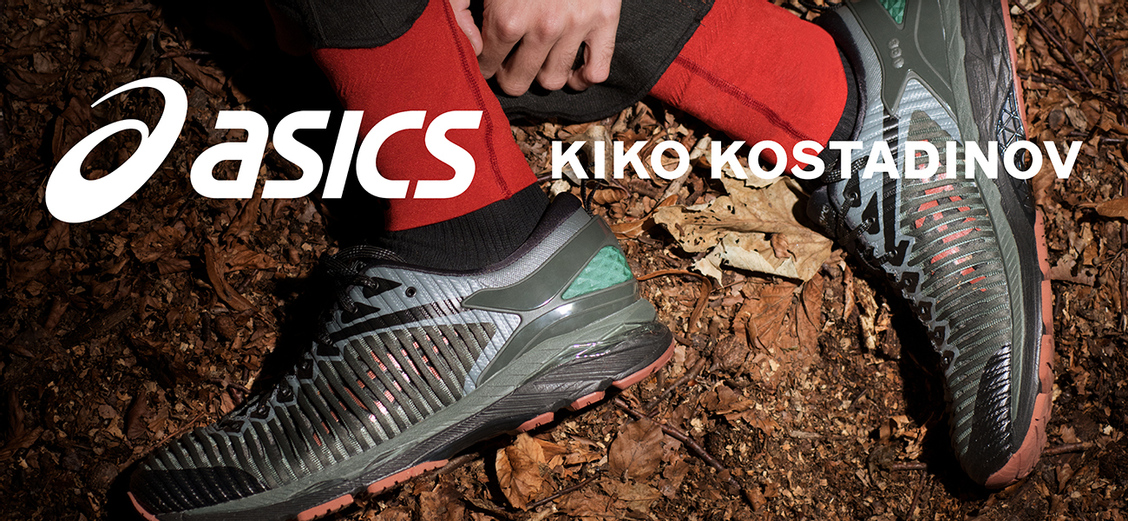 ASICS × Kiko Kostadinov GEL-Delva 1: третья часть