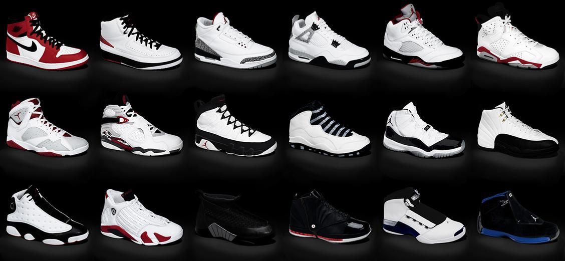 Nike Air Jordan: фундамент империи