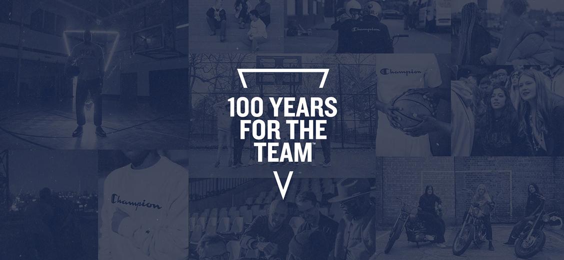 Champion: век командной работы