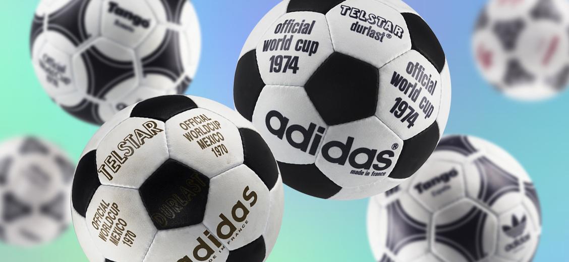 Мячи чемпионатов мира: часть первая (1970 — 1990)