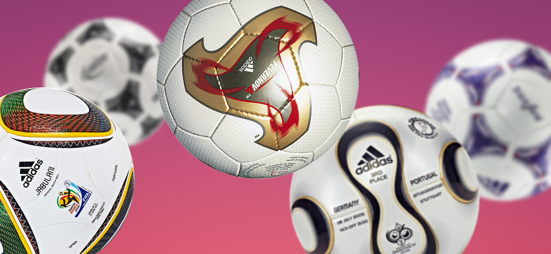 Мячи чемпионатов мира: часть вторая (1994 — 2014)