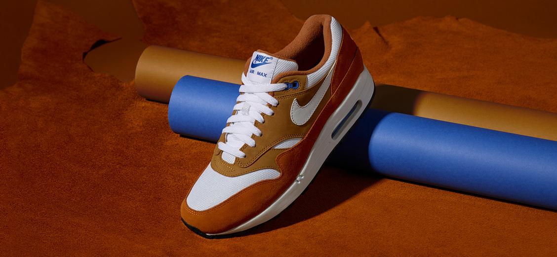 Nike Air Max 1 'Dark Curry': вкус 2000-х