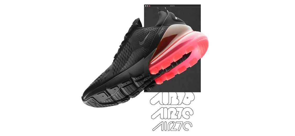 Nike Air Max 270: высокая премьера