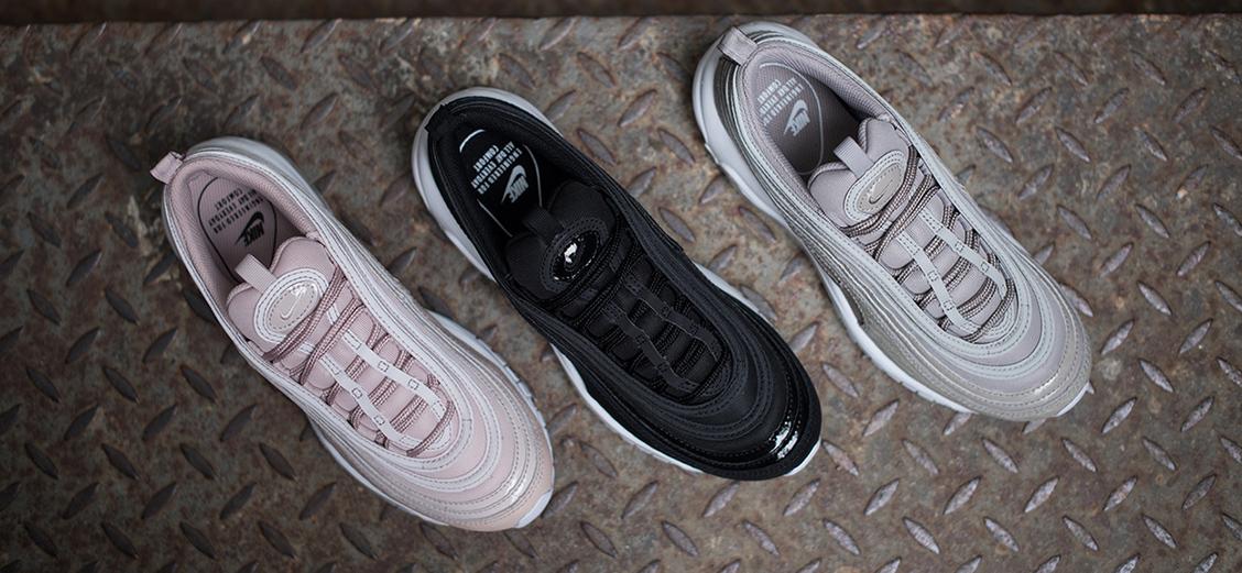 Nike Air Max 97: тройной релиз