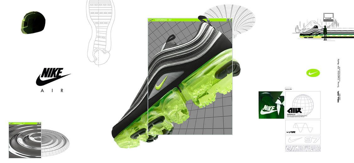 Nike Air VaporMax 97: брать лучшее
