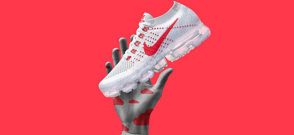 Nike Air VaporMax: новое поколение