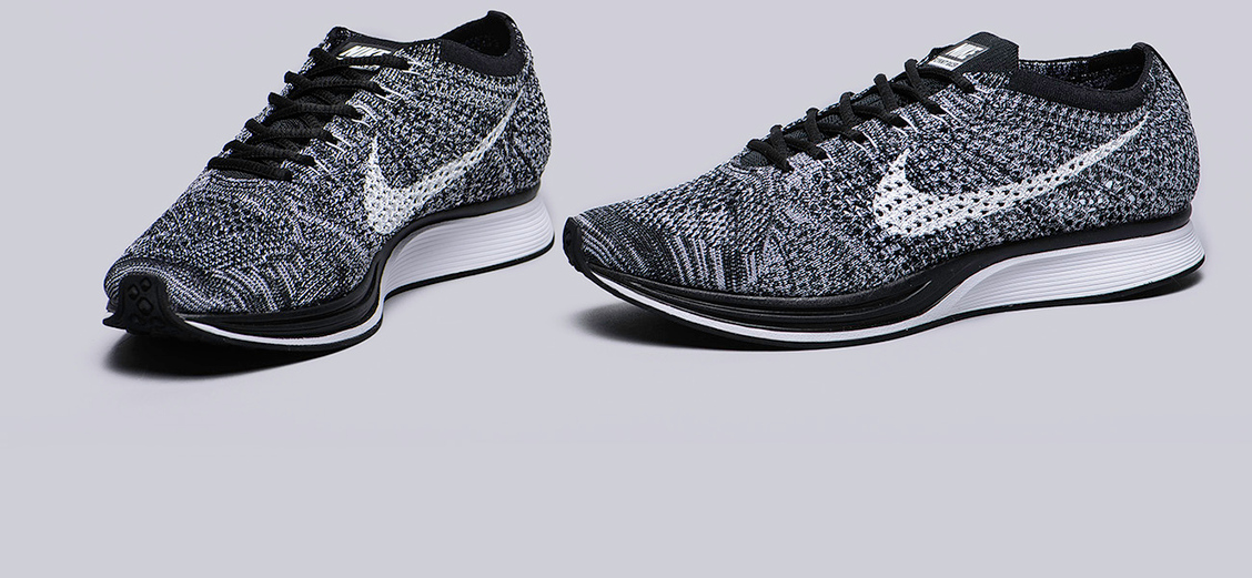 Nike Flyknit Racer: 160 грамм комфорта