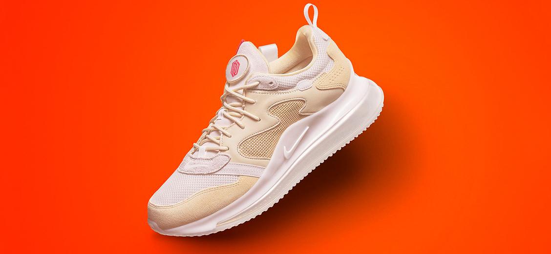 Nike × Odell Beckham Jr. Air Max 720: песочные дюны