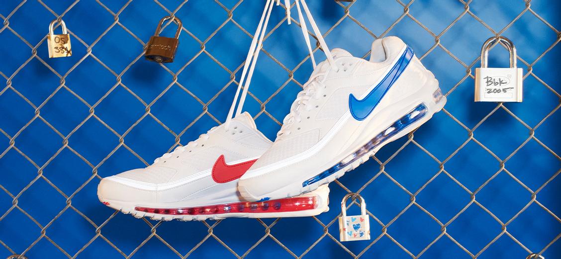 Nike × Skepta Air Max 97/BW SK: частица Парижа