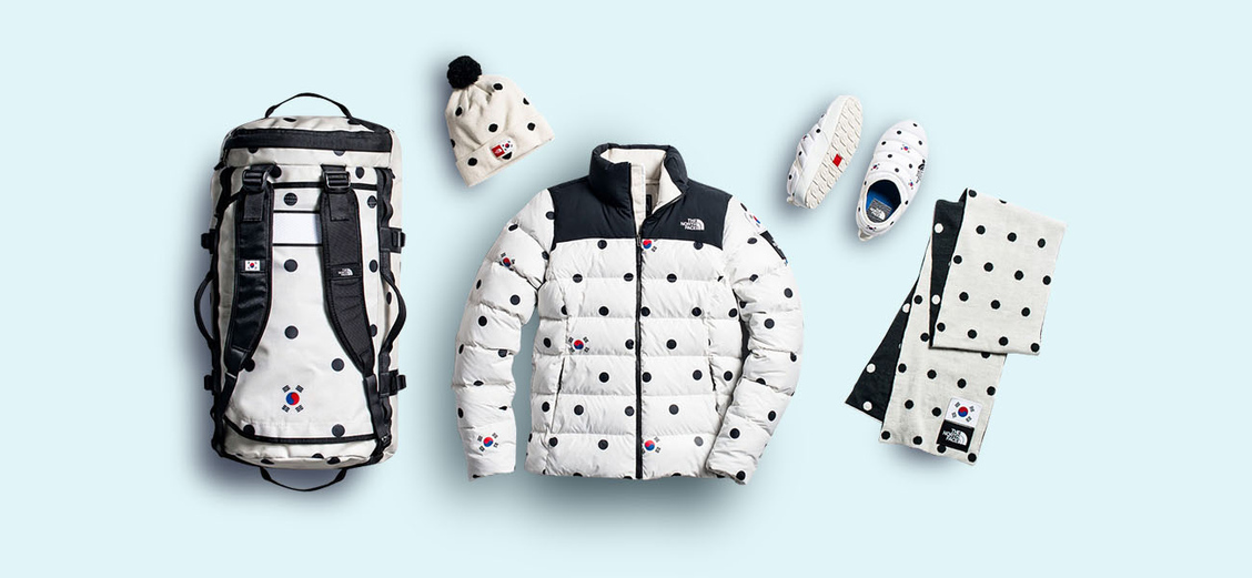The North Face IC: дружба народов