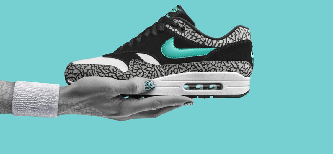 "Nike × atmos Air Max 1 ""Elephant"": приз зрительских симпатий"